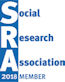 Social Research Association members logo